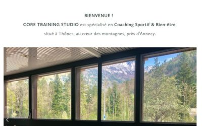 CAS CLIENT : Core Training Studio